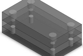 Aprenda a a trabalhar com parafusos no CAD 3D SolidWorks