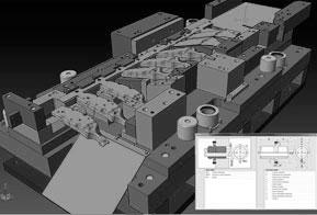 SKA lança VISI, software CAM para moldes e matrizes