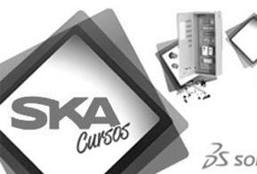 Conheça os cursos a distância de CAD/CAD/CAM da SKA