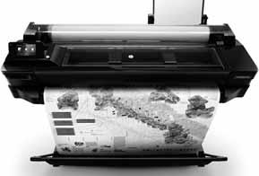 HP lança impressoras para AEC conectadas à Web e à nuvem