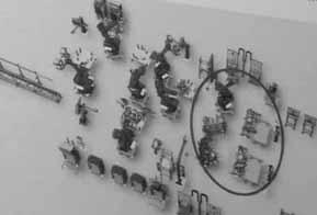 PLM ajuda a projetar fábricas e cadeiras para deficientes