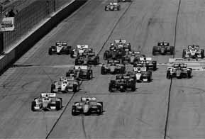IndyCar usa softwares Autodesk para aprimorar carros de corrida