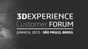 Dassault Systèmes debate experiências com softwares 3D