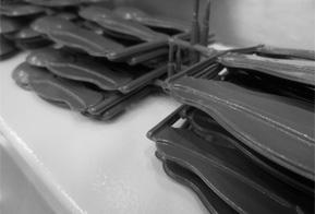 Injetoras Arburg usam moldes gerados em impressoras 3D
