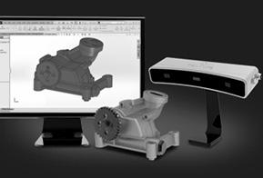 3D Systems aposta no mercado de engenharia reversa