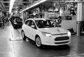 Aplicativo Google Earth globaliza visualização de fábricas da Ford