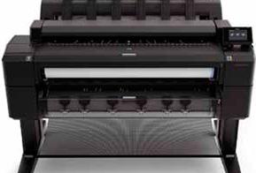 HP lança impressora para engenheiros e arquitetos