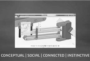 Mechanical Conceptual é estrela na SolidWorks World 2014
