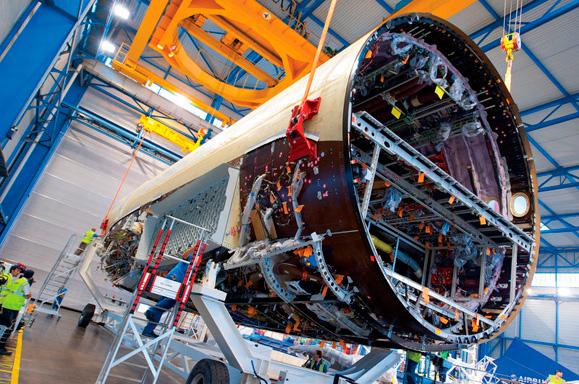 O framework LMS Caesam ajuda Airbus a enfrentar desafios da análise estrutural como: harmonização, automação e entrega rápida da análise
