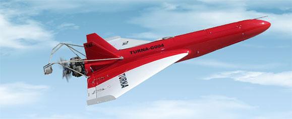 Avião Turna produzido pela TAI para programas de treinamento em combate