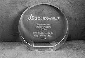 SKA é eleita Top Reseller SolidWorks na América Latina
