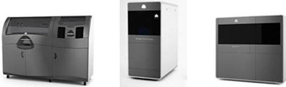 Conheça os três últimos modelos de impressoras da 3D Systems que acabam de chegar ao Brasil