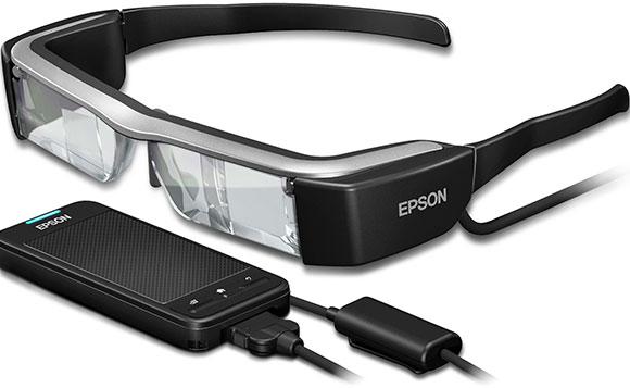 Óculos BT-200 permitem ao usuário assistir a conteúdos em 3D com ajustes da luminosidade