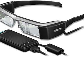 Epson traz ao Brasil os óculos para Realidade Aumentada