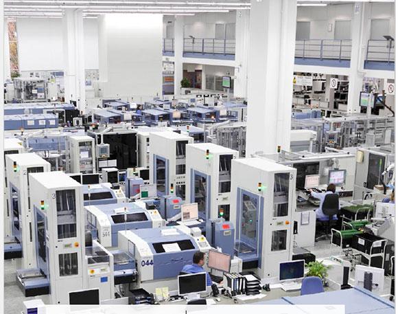 Siemens Electronic Works em Amberg, Alemanha, é exemplo de fábrica do futuro