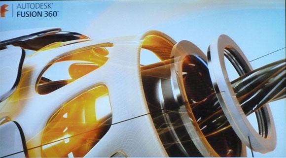 Solução da Autodesk para nuvem,  Fusion 360, conta com softwares para design, simulação e visualização