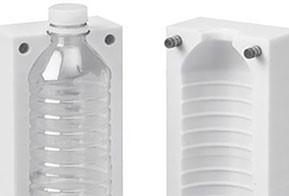 Conheça o processo de impressão de moldes de sopro em 3D