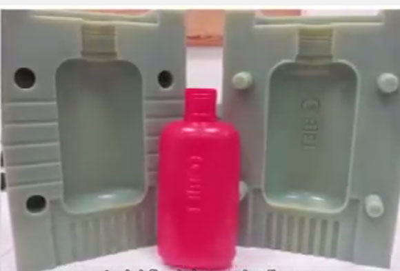 Molde de sopro impresso em 3D acelera produção do molde e do produto final