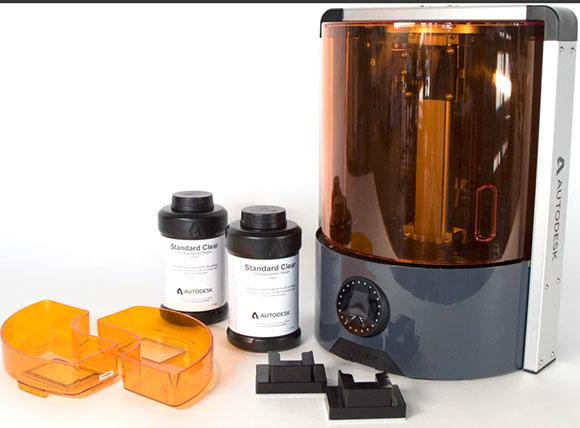 Kit completo para início de impressão 3D concebido pelos pesquisadores do Powered Spark