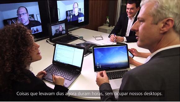 Usuários utilizam softwares  Autodesk disponibilizados por assinatura online e na nuvem