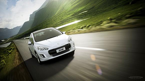 Loucomotion cria imagens realistas e animações para industria automotiva o