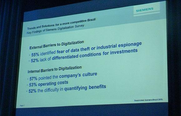 Veja algumas conclusões da pesquisa sobre indústria 4.0 realizada pela Siemens e Fundação Dom Cabral