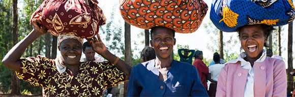 Plataforma 3DEXPERIENCE da Dassault Systèmes ajuda mulheres africanas a desenvolver projeto social