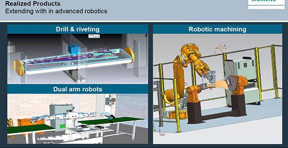 Robôs autômatos serão peça-chave na criação de células industriais inteligentes