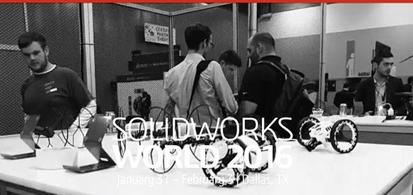 Parceiros da SolidWorks World apresentaram as últimas novidades em tecnologias