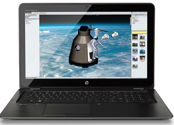 HP ZBook 15u oferece desempenho de workstation em uma unidade compacta de baixo custo