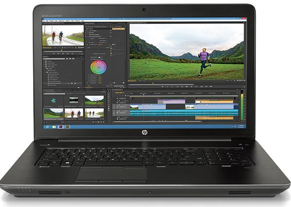 Fina e leve HP ZBook 15 representa a próxima geração da workstation móvel mais vendida do mundo