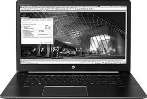 HP lança primeiras workstations móveis com processador Xeon