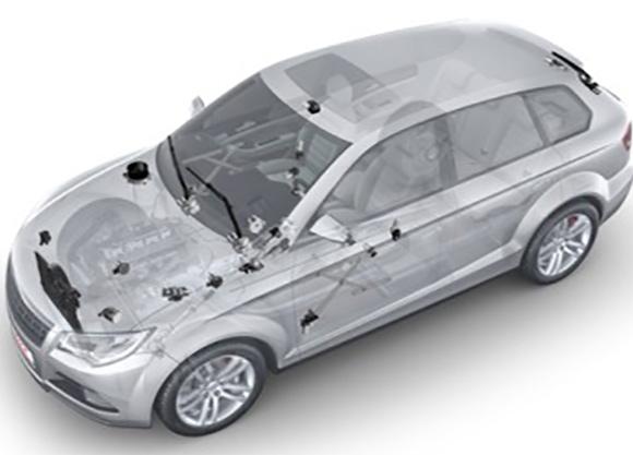 Carros podem ganhar acionamento elétrico para gerenciar de temperatura a alinhamento da coluna de direção
