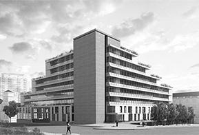 Arquitetos complementam complexos acadêmicos