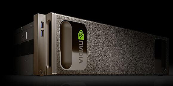 A NVIDIA desenvolveu o DGX-1 para que um novo modelo de computação potencialize