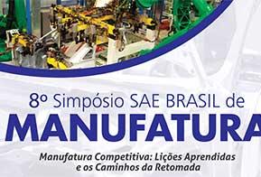 SAE debate competitividade na indústria de manufatura