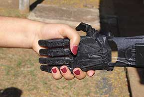 Autodesk ajudará UFU a reduzir custo de prótese para R$ 5 mil