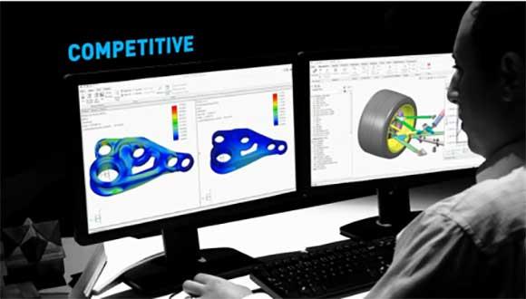 O PTC Creo é um dos principais softwares da PTC no portfólio da  Integral PLM no segmento de manufatura