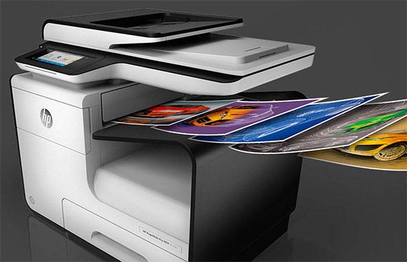 Impressoras empresariais HP Page Wide XL combinam impressões em cores e monocromáticas